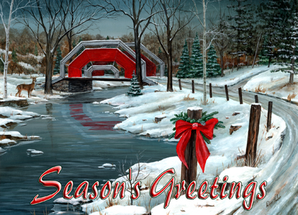 2005 OSU Holiday card blog