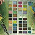 Artex Catalog colors page