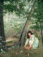 Woodland MAiden 150 wide