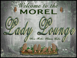 Morel Lady Lounge 150 wide
