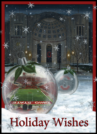 2009 OSU Holiday card blog