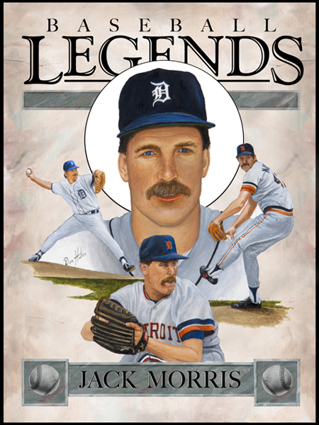 Jack Morris Legends blog