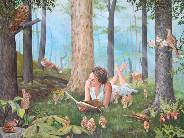 Springtime tales quick photo blog