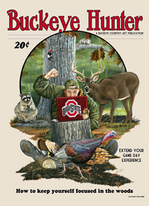Buckeye Hunter © Don Huber store
