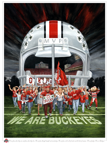 We Are Buckeyes © Don Huber store