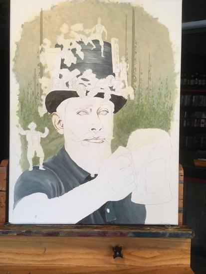 Hop Hatter progress 2