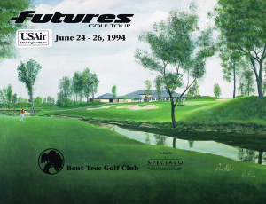Futures Ladies Tournament artwork 600