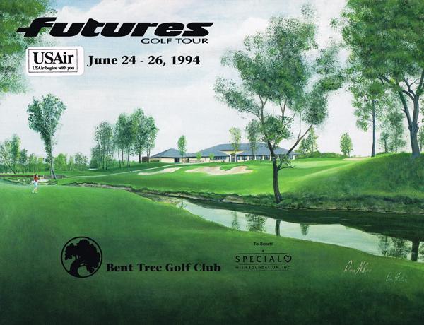 Futures Ladies Tournament artwork 600