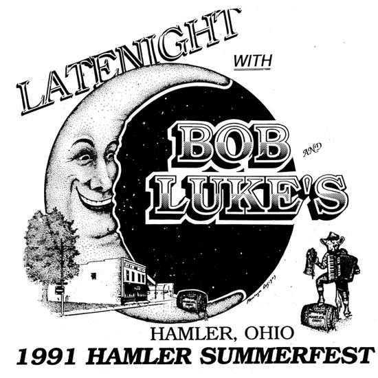 Bob and Lukes LateNight 1991 550