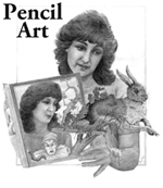 Pencil Art sidebar 150