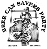 Beer Can Savers Party 150