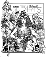 Butch's Party for the Arts 1986 150