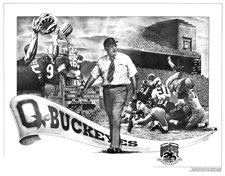 Woody's 68 Buckeyes 225