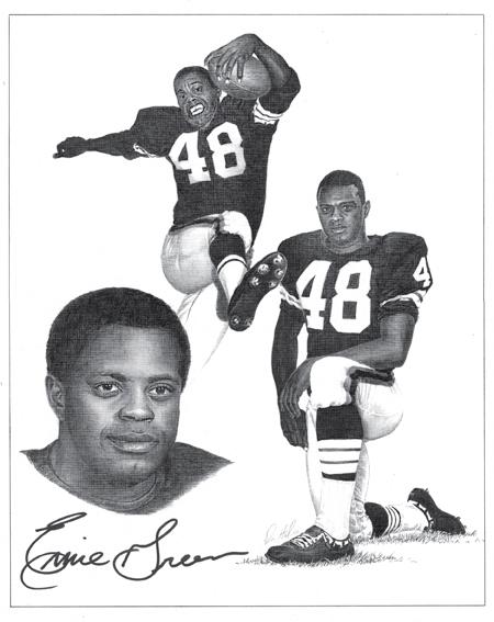Ernie Green 600
