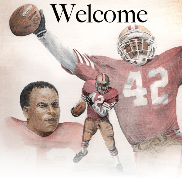 Sports Art welcome header blog