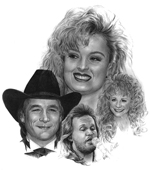 Country Star montage 150