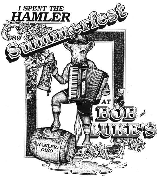 Bob and Lukes Hmler Summerfest 1989 550