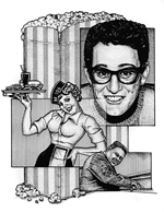 M106 Buddy Holly Fats illustration 150
