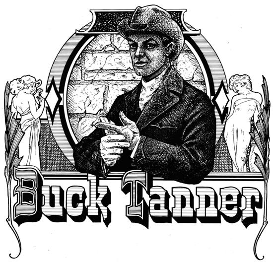 Buck Tanner 550