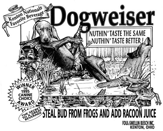 Kenton Nationals Dogweiser 1995 550