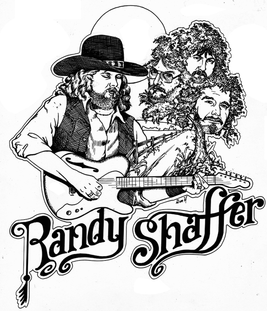 Randy Shaffer Band 550