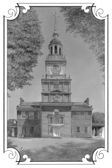 Independence Hall Facebook